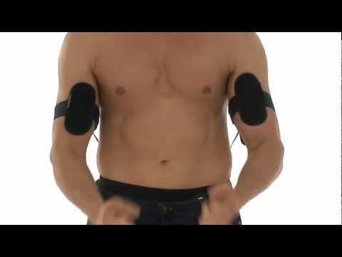 Slendertone EMS-Armtrainer Male - Produktvorstellung