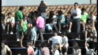 preview picture of video 'Fiestas Patronales Cantalpino - Encierro 15-08-91'