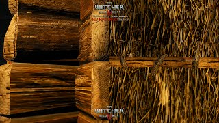 The Witcher 3 HD Reworked Project 12 Ultimate - Village Preview