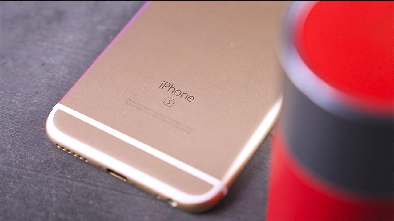 Bây giờ mua iPhone 6s về để làm gì?