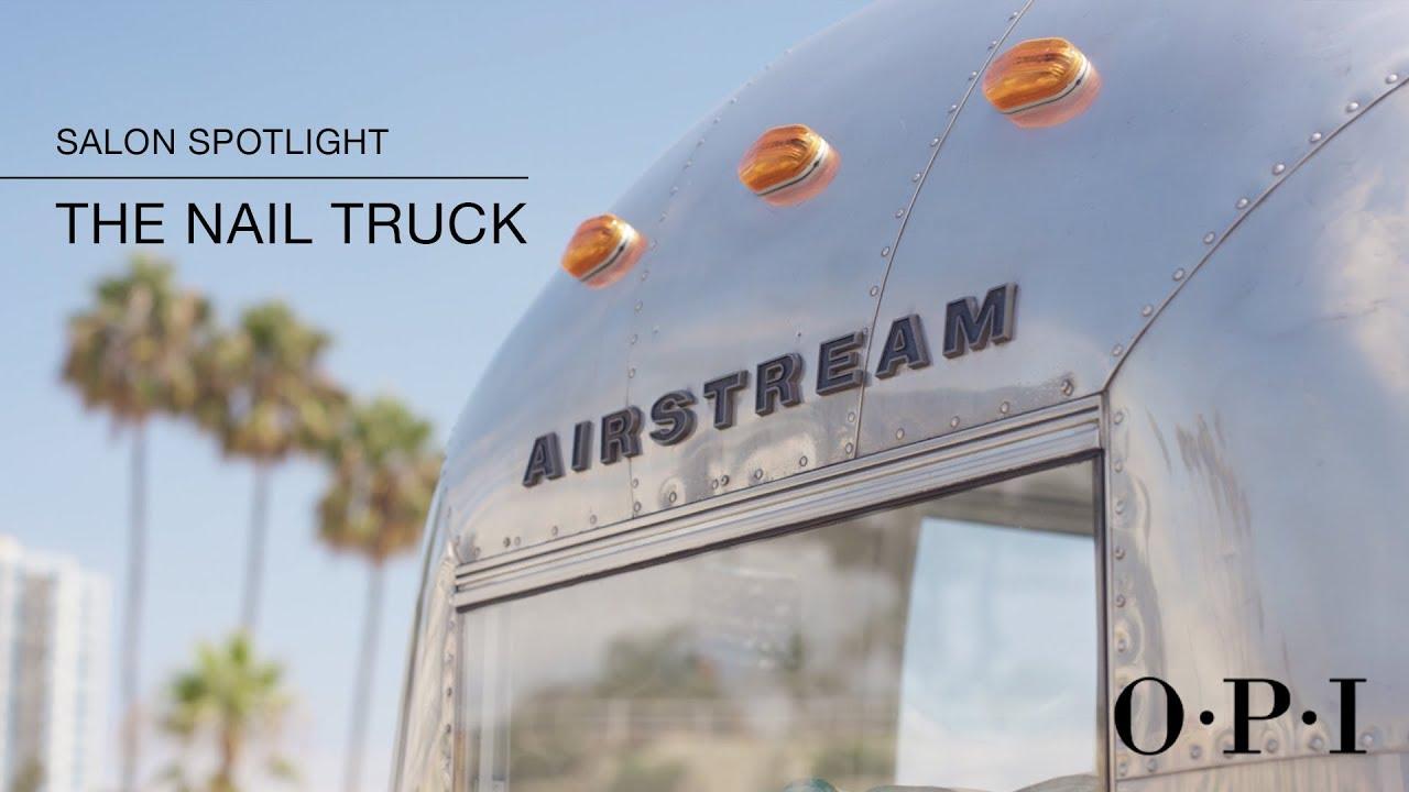 Video:Salon Spotlight | Nail Truck