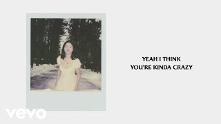Selena Gomez - Kinda Crazy (Official Lyrics)