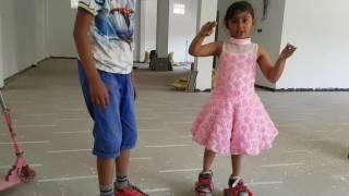 how to start roller skating for beginners kids