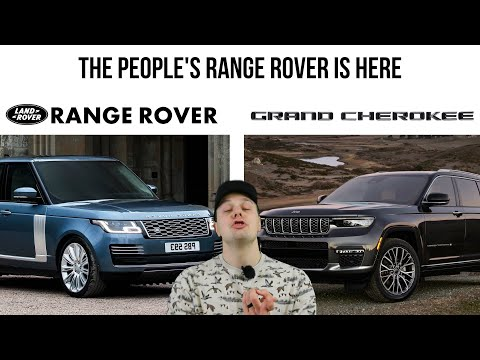 Is The New 3-Row JEEP GRAND CHEROKEE L A RANGE ROVER For $30,000 Less?