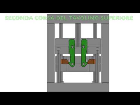 DS - DT Sistemi di movimentazione piastre