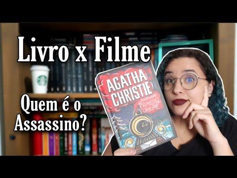 Livro x Filme - Assassinato no Expresso do Oriente - Agatha Christie