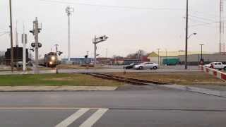 preview picture of video 'Via Rail in Chatham-Kent'