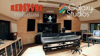 Studio Tour: Galaxy Studios - RedStone Productions
