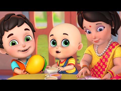 মেরি মা | Amar Maa | Bangla Cartoon | Bengali Rhymes for Children