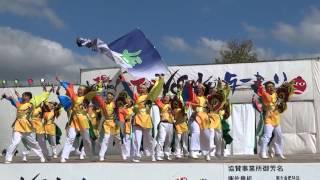 南NA魅/メインステージ/下野YOSAKOI与一まつり2014