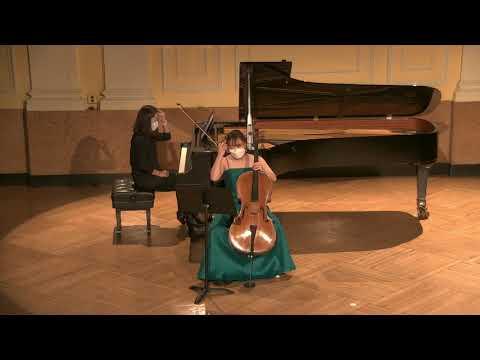 Beethoven Cello Sonata No 4 in C Major, Op 102