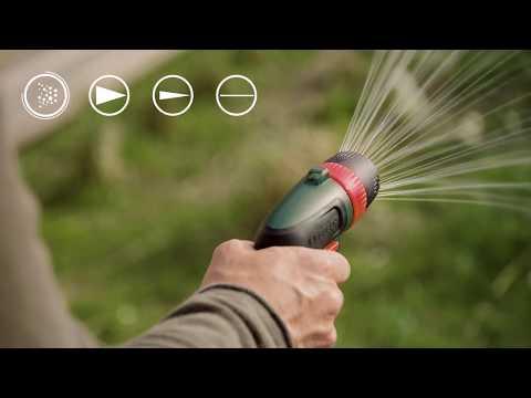 Bosch stellt vor: Fontus - Das Akku-Reinigungsgerät für draußen