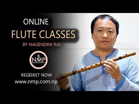 Online Flute Classes By Nagendra Rai - NMP