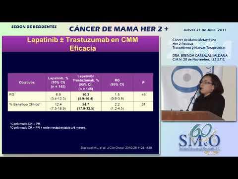 Cancer cerebral con metastasis