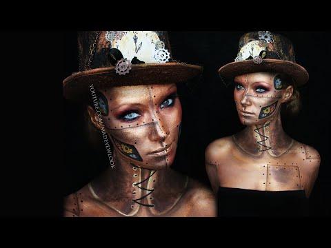 73cda45f1f2 Steampunk Makeup Tutorials
