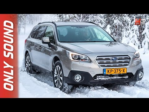 Subaru  Outback Универсал класса D - тест-драйв 1