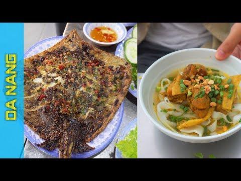 Khám phá Sơn Trà, Ăn hải sản đồng giá 60 ngàn | du lịch Đà Nẵng #2