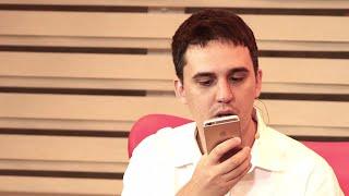 Iphone Siri'yi İmana Getiren Genç :)