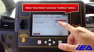 TOYOTA COROLLA VERSO 2012+ IMMO RESET APPLICATION WITH Zed-FULL (LOST KEY)
