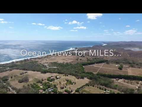 8.71 Acres Oceanview Hilltop at Rancho Santana