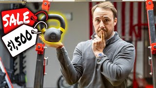 Price Gouging Home Gym Equipment - My Opinion!