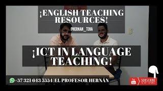 ENGLISH TEACHING Resources |ICT In Language Teaching