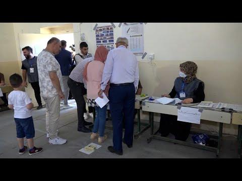 شاهد بالفيديو.. في كركوك.. قوى عربية وتركمانية تعترض هي الأخرى على نتائج الانتخابات