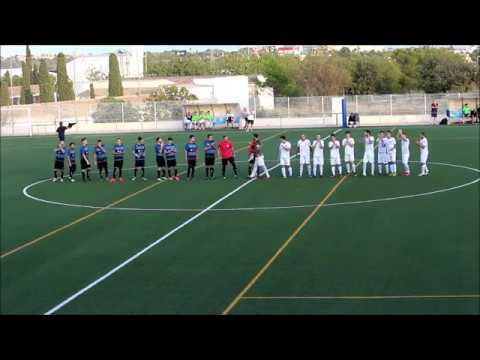 San Antonio de Benagéber CF - CDFB l'Eliana (1-1)