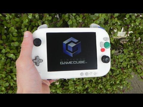 This Portable Gamecube Looks A Bit Like A Wii U Kotaku