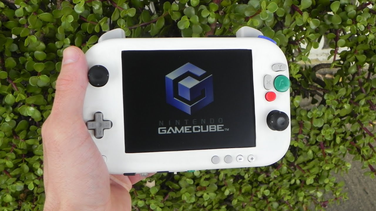 This Portable GameCube Looks A Bit Like A Wii U