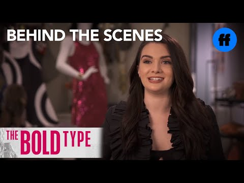 The Bold Type | Behind-the-Scenes With The Cast | Freeform