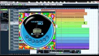 Nineteen 90 VST - Ride On Time, Black Box Demo