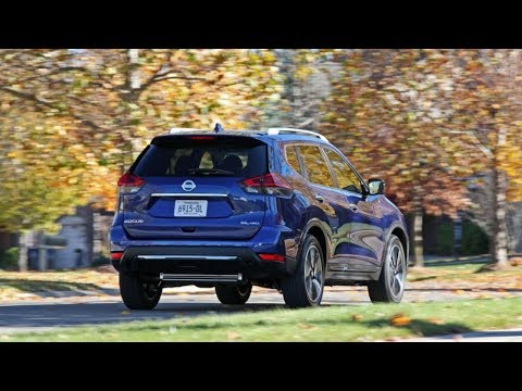 Wow!!!...2018 Nissan Rogue Cargo Space And Storage BEST CAR