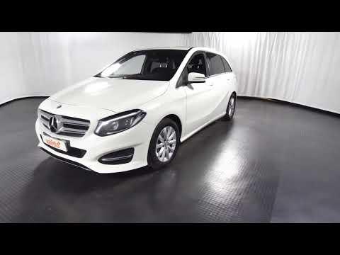 Mercedes-Benz B 180 d Premium Business, Tila-auto, Manuaali, Diesel, JKA-221