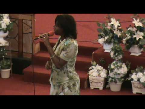 Aisha Lewis  2009 Guiding Light Church Assembly Concert  Song 3