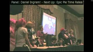 Daniel Ingram - 'At The Gala' - BroNYCon 2012