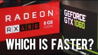 Can the RX 480 Dethrone The GTX 1060? [Crimson ReLive Update]