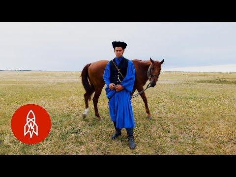 Maďarští jezdci csikós