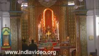 Manarcad perunnal - feast of St. Mary's church