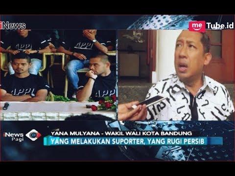Wakil Walkot Bandung Nilai Sanksi PSSI Terhadap Persib Tak Mendidik - iNews Pagi 03/10