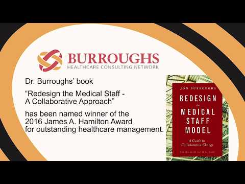 Sample video for Jonathan Burroughs, MD