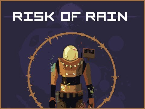 Risk Of Rain Steam Launch Trailer thumbnail