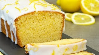 how do you make a lemon glaze for a bundt cake