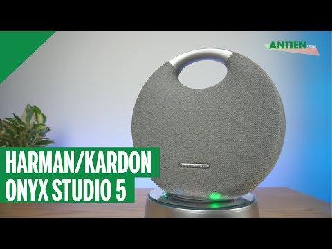 Harman Kardon Onyx Studio 5: Sự lựa chọn tốt nhất cho những chuyến đi dã ngoại | Antien studio