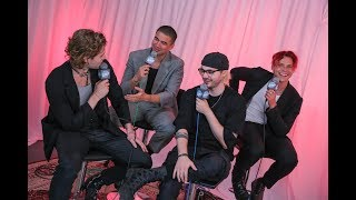 """5SOS Talk """"Teeth"""", Play A Round Of """"Easier""""' Questions And Their Best Pick Up Lines"""