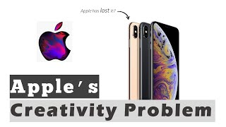 How did Apple lose its Creativity?