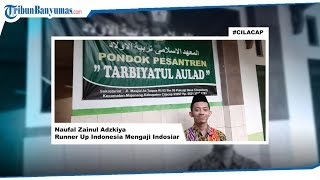 Profil Naufal, Pemuda Majenang Cilacap Runner Up Indonesia Mengaji Indosiar