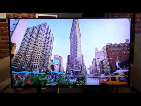 Обзор телевизора Sony KD-43XE8099