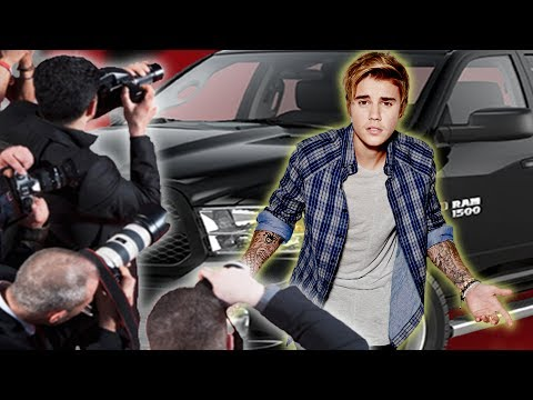 Justin Bieber Atropella Paparazzo en Accidente