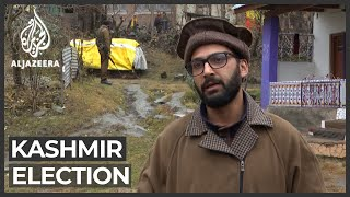 Kashmiris vote in local elections, first since autonomy revoked